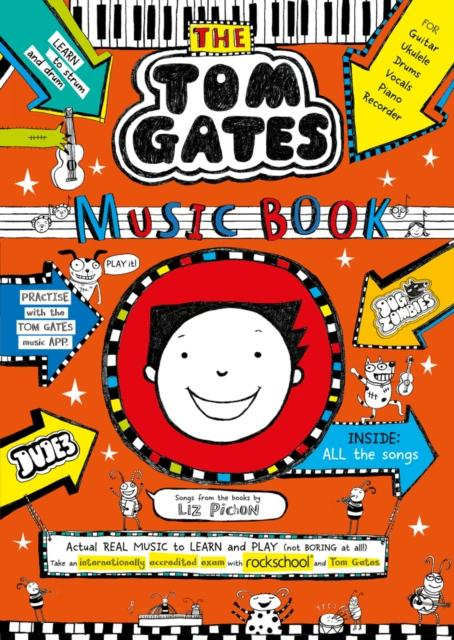 Popular Titles - Tom Gates: The Music Book