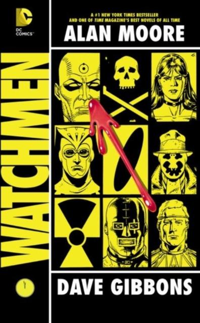 Watchmen: International Edition Popular Titles DC Comics