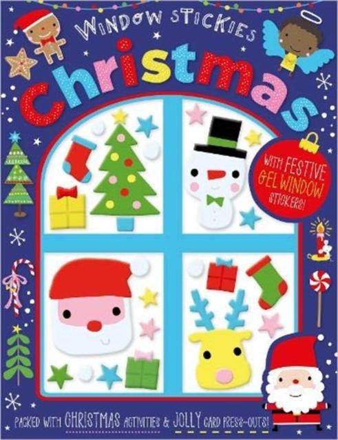 Popular Titles - Window Stickies Christmas