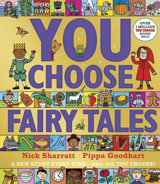 Popular Titles - You Choose Fairy Tales