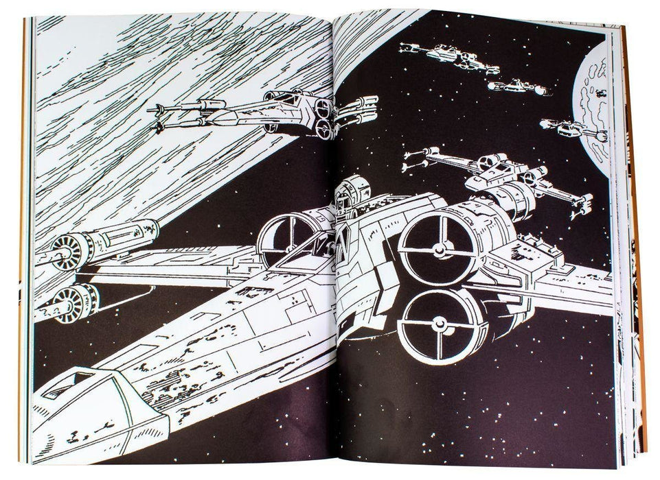 Star Wars Galaxy of Colouring - Paperback - Egmont - Books2Door