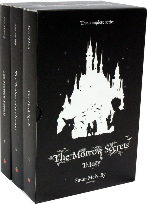 The Morrow Secrets Trilogy Box Set - Paperback - Susan McNally Sweet Cherry Publishing