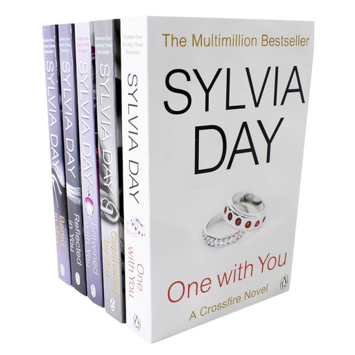 A Crossfire Novel 5 Books - Adult Fiction - Paperback - Sylvia Day Young Adult Penguin