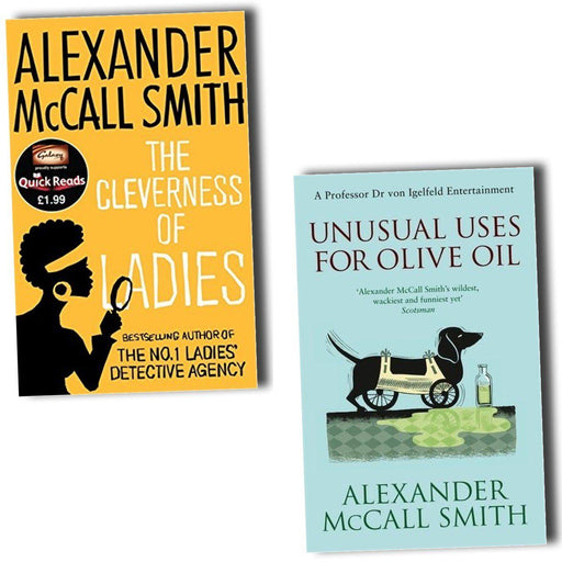 Young Adult - Alexander McCall Smith 2 Books - Adult - Paperback