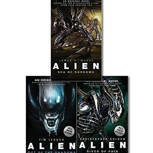 Young Adult - Alien Trilogy Collection 3 Books Set - Young Adult - Paperback - James A Moore