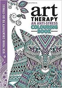 Art Therapy An Anti-Stress Colouring Book (Paperback) - Michael O' Mara - Books2Door