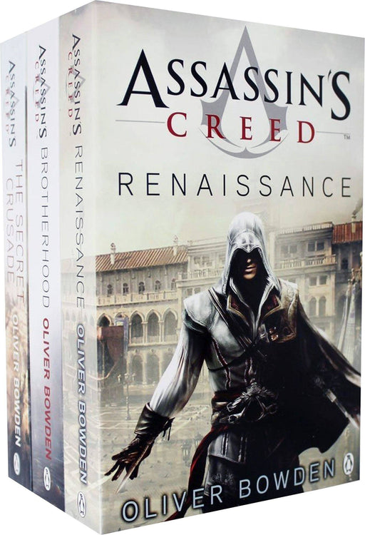 Assassins Creed 3 Book Collection - Young Adult - Paperback - Oliver Bowden - Books2Door