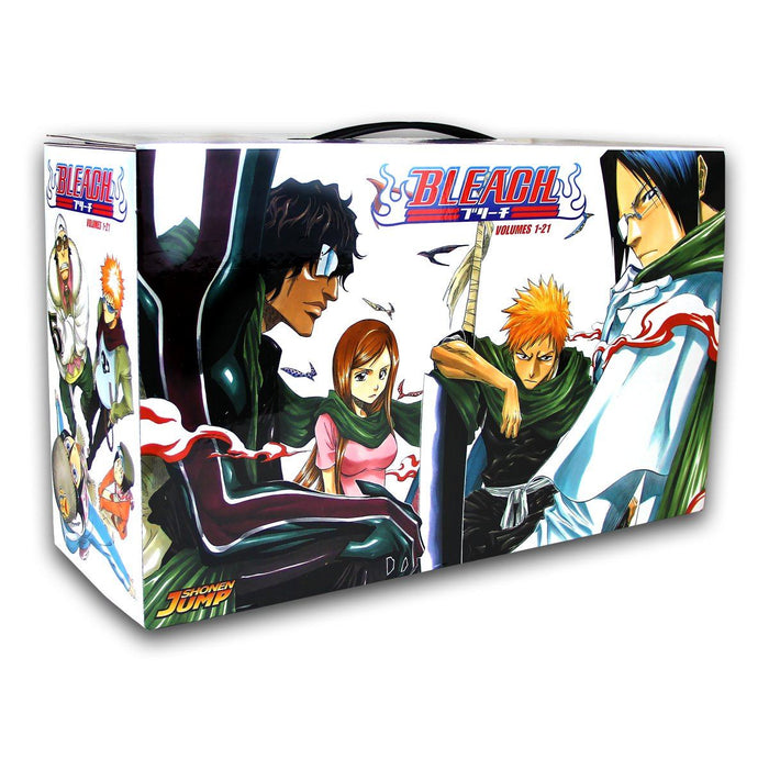 Bleach - Volumes 1-21 Books collection - Manga - Paperback - Tite Kubo - Books2Door