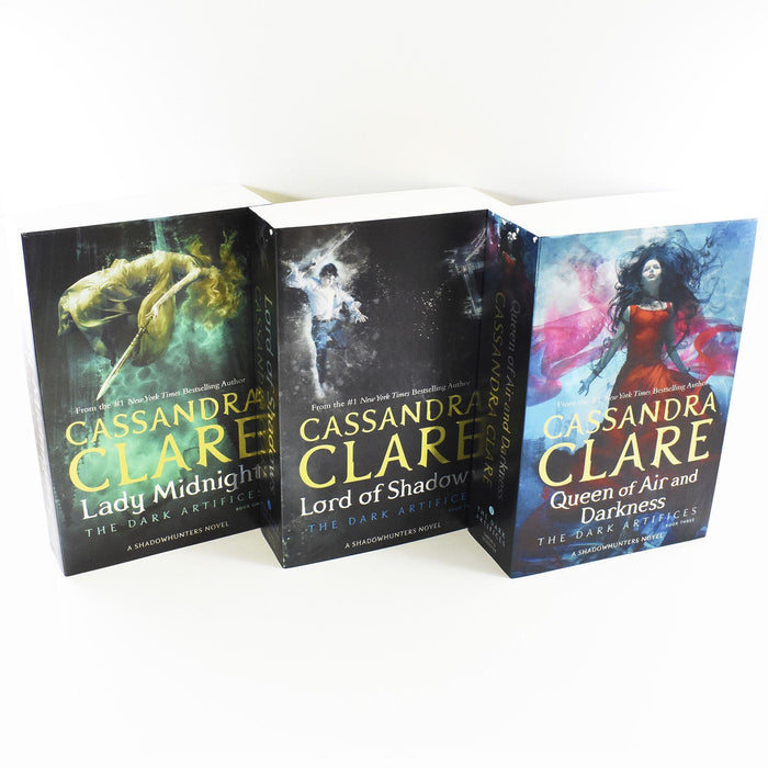 Cassandra Clare Dark Artifices 3 Books Box Set - Young Adult - Paperback - Books2Door