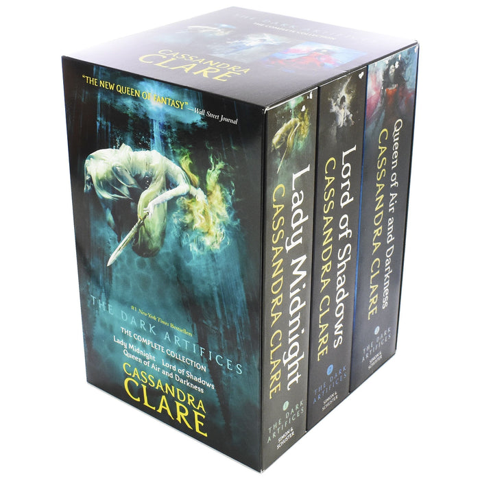 Young Adult - Cassandra Clare Dark Artifices 3 Books Box Set - Young Adult - Paperback