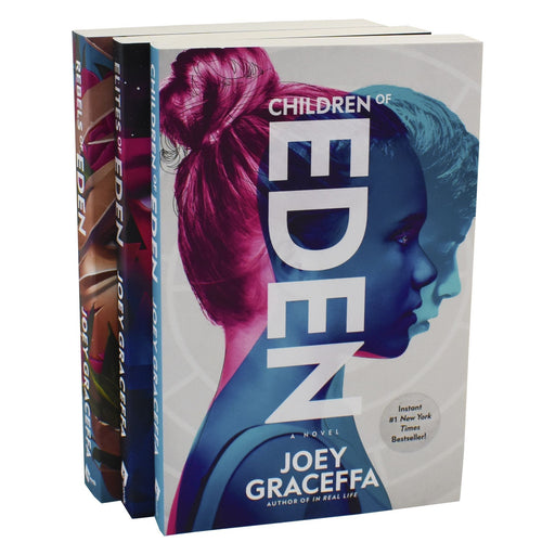 Young Adult - Children Of Eden Trilogy 3 Books - Adult - Collection Paperback Set By Joey Graceffa