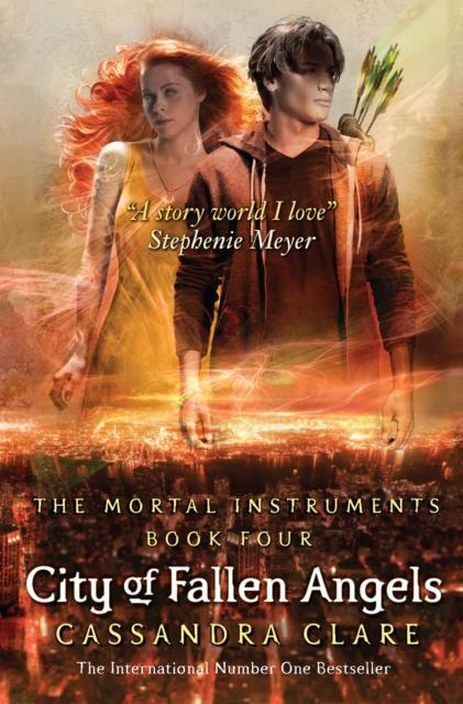 City of Fallen Angels (The Mortal Instruments Book 4) - Books2Door
