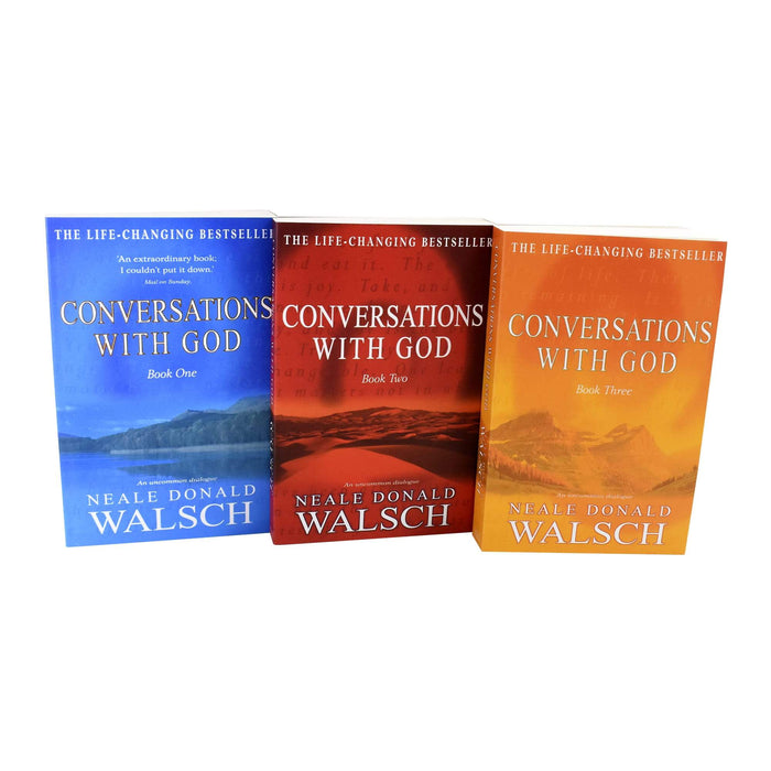Conversations With God 3 Book Collection - Adult - Paperback - Neale Donald Walsch Young Adult Hodder & Stoughton