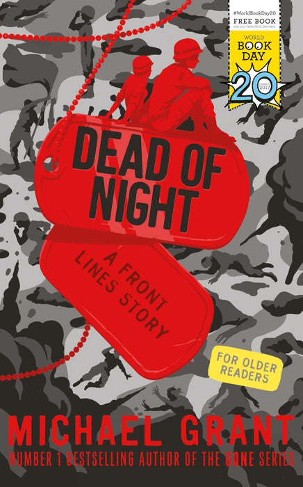 Dead of Night: A Front Lines Story - WBD 2017 - Michael Grant Young Adult Egmont