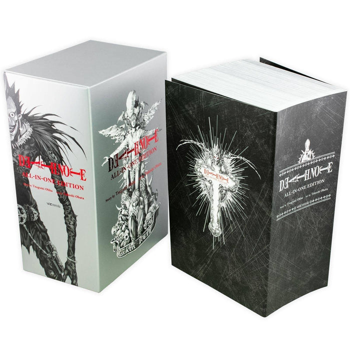 Death Note All-In-One Edition - Young Adult - Paperback - Tsugumi Ohba - Books2Door
