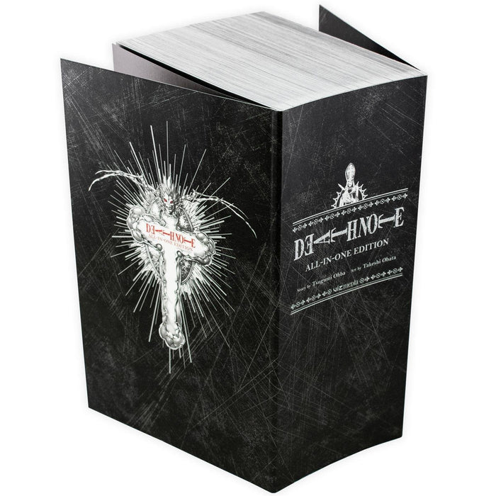 Death Note All-In-One Edition - Young Adult - Paperback - Tsugumi Ohba Young Adult Viz Media