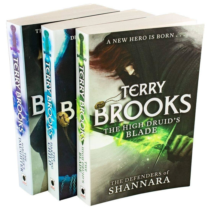 Defenders of Shannara 3 Book Collection - Young Adult - Paperback - Terry Brooks - Books2Door