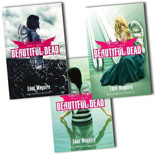 Young Adult - Eden Maguire Beautiful Dead 3 Books Collection - Adult - Paperback