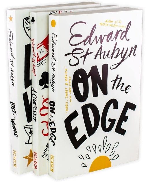 Edward St. Aubyn 3 Book Collection - Young Adult - Paperback - Books2Door