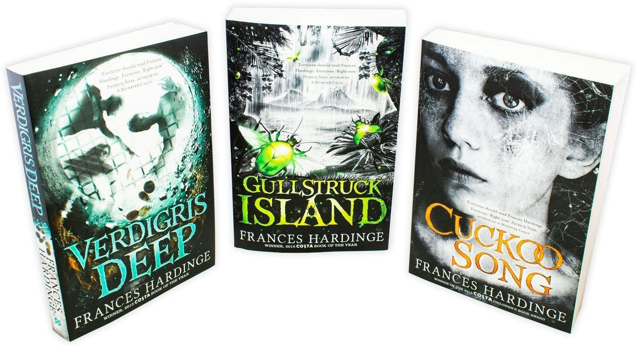 Frances Hardinge 3 Book Collection - Young Adult - Paperback - Books2Door