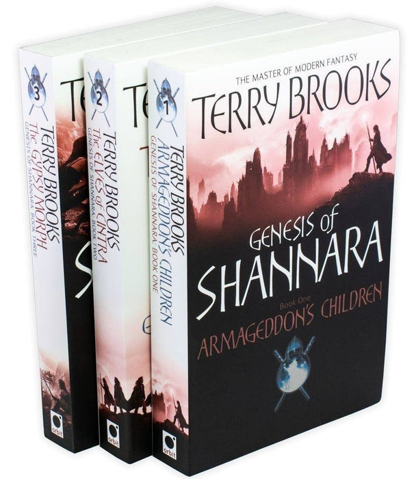 Genesis of Shannara 3 Book Collection - Young Adult - Paperback -  Terry Brooks - Books2Door