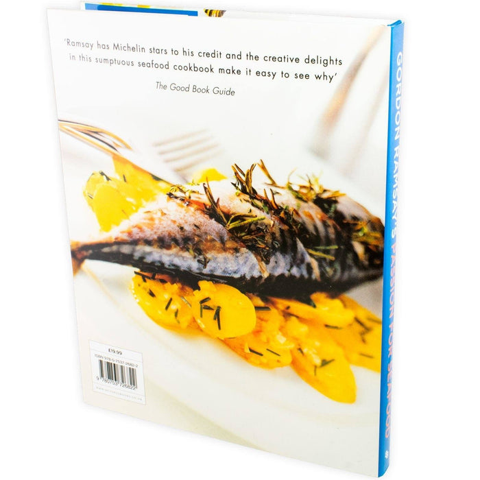 Gordon Ramsay Passion for Seafood - Books2Door