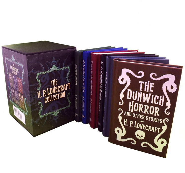 H P Lovecraft 6 Books - Young Adult - Hardback - Books2Door