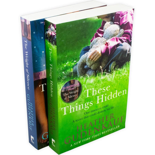 Heather Gudenkauf 2 Book Collection - Paperback - Books2Door