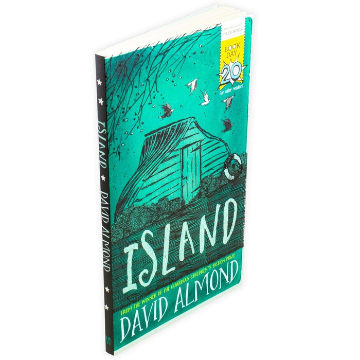 Island By David Almond - World Book Day 2017 - Books2Door