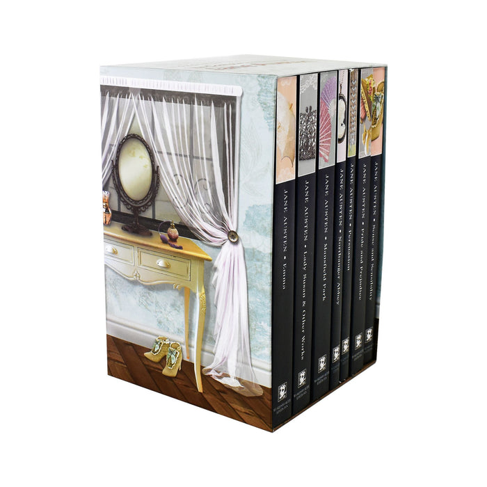 Young Adult - Jane Austen Wordsworth 7 Books - Young Adult - Paperback