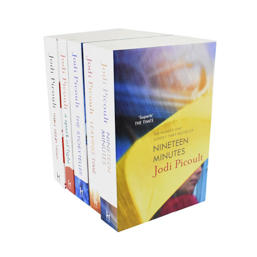 Young Adult - Jodi Picoult 5 Books - Adult - Collection Paperback Set