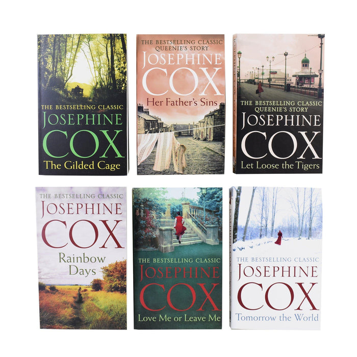 Young Adult - Josephine Cox Love Me Or Leave Me 6 Books Collection Set - Adult - Paperback