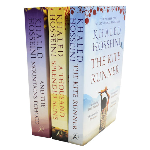 Khaled Hosseini 3 Books Collection - Young Adult - Paperback Young Adult Bloomsbury