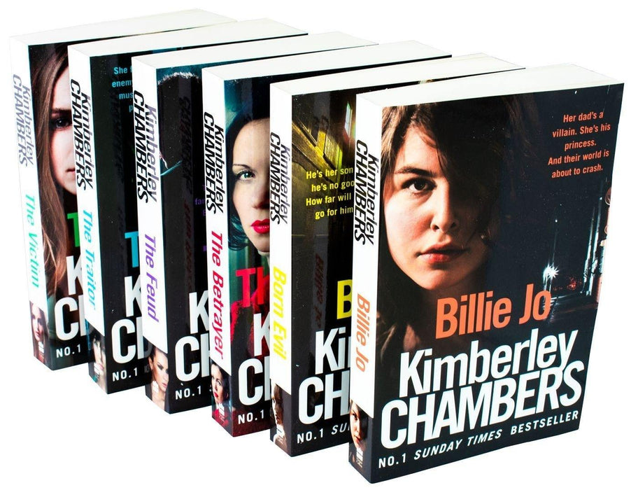 Kimberley Chambers Mitchells and O'Haras 6 Books - Books2Door