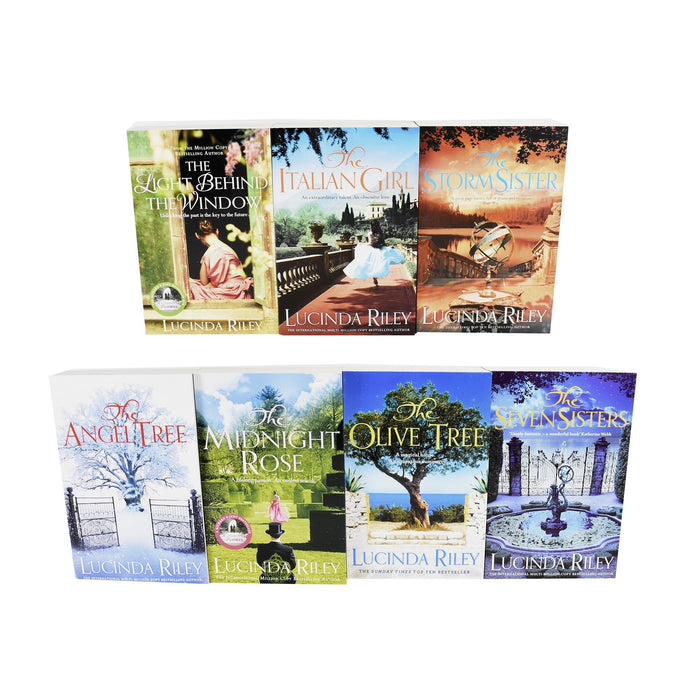Young Adult - Lucinda Riley 7 Books Set - Adult - Paperback