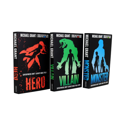 Young Adult - Michael Grant The Monster Series 3 Books Collection Set - Young Adult - Paperback