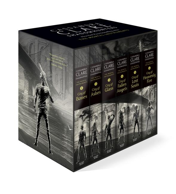 Mortal Instruments 6 Books Box set - Young Adult Collection - Paperback By Cassandra Clare - Books2Door