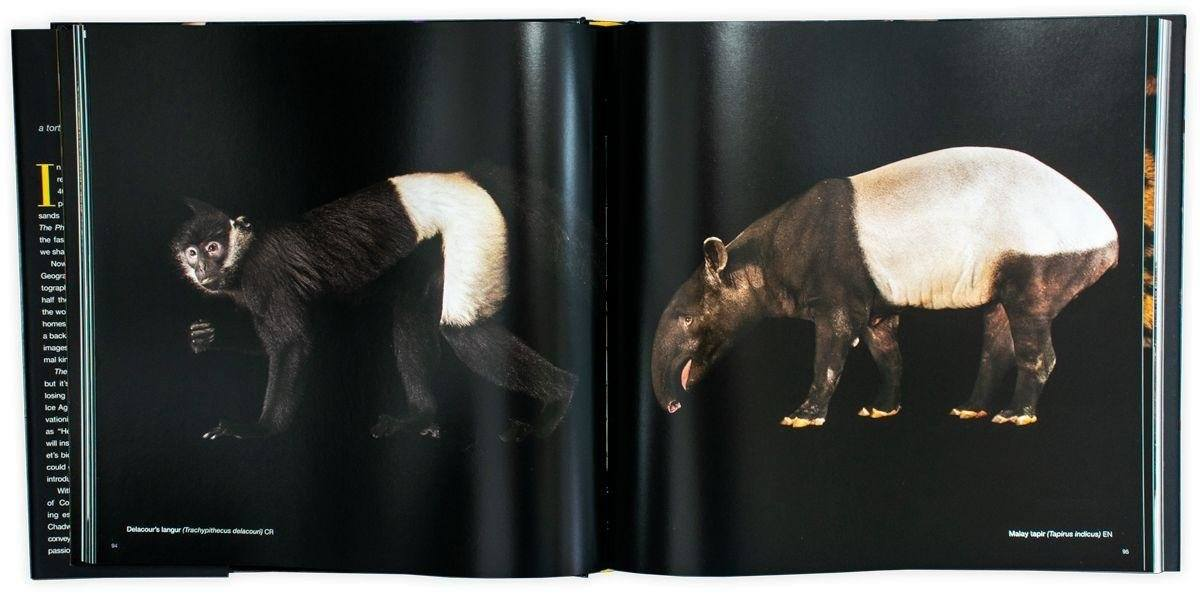 National Geographic The Photo Ark: One Man's Quest to Document the World's Animals - Books2Door