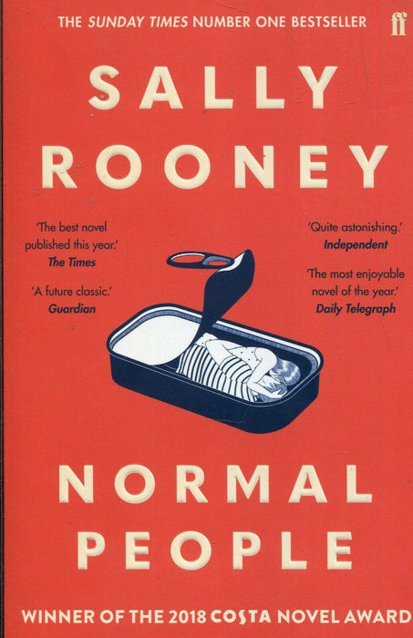 Young Adult - Normal People By Sally Rooney 9780571334650 Paperback