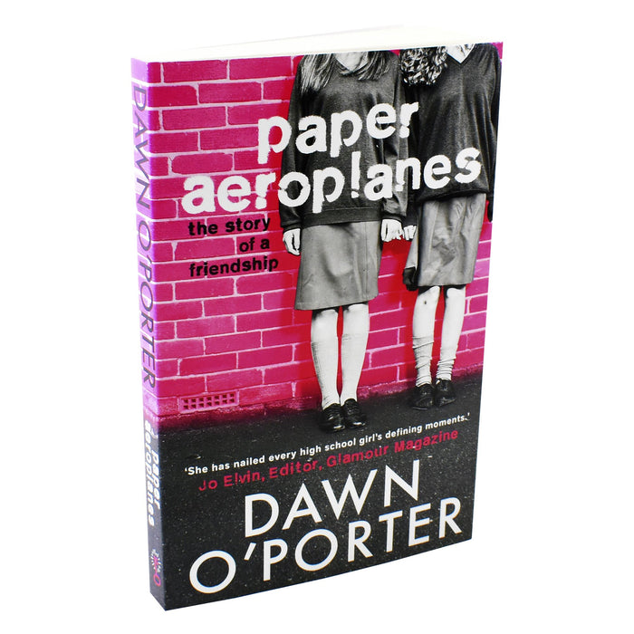 Paper Aeroplanes - Dawn O Porter - Young Adult - Paperback Young Adult Hot Key Books