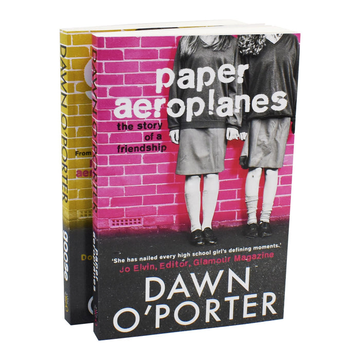 Young Adult - Paper Aeroplanes, Goose - Dawn O Porter 2 Books - Young Adult - Paperback