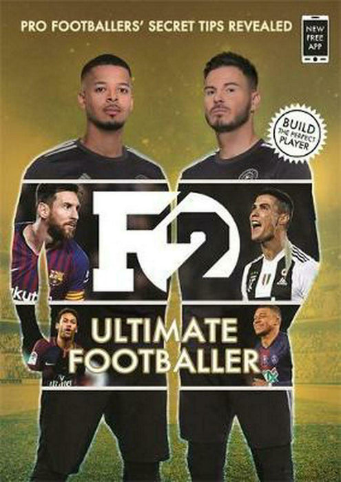 Pro Footballers Secret Tips Revealed F2 Ultimate Footballer Non Fiction Book - Young Adult - Paperback - Books2Door