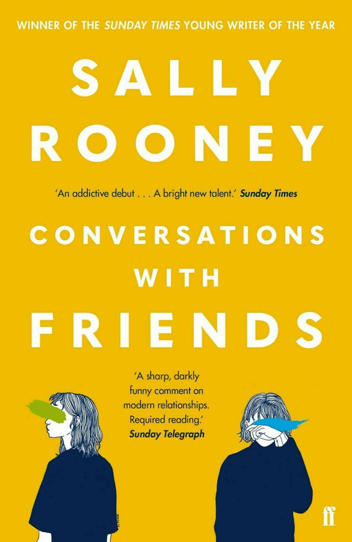 Young Adult - Sally Rooney Conversations With Friends Paperback