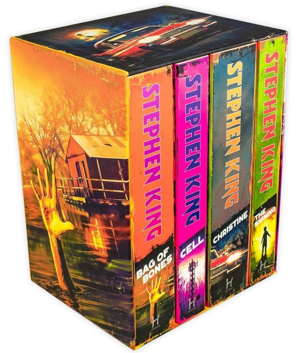 Stephen King A Classic Collection 4 Book Set - Books2Door