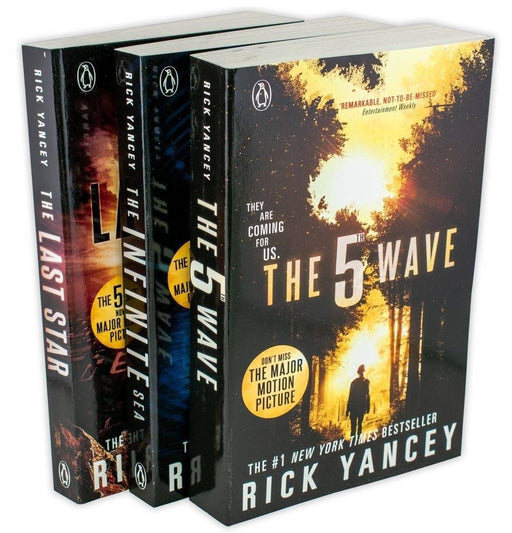 The 5th Wave 3 Book Collection - Young Adult - Paperback - Rick Yancey - Books2Door