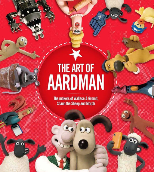 The Art of Aardman - Hardback - Peter Lord - Books2Door