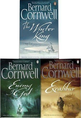 The Bernard Cornwell Warlord Chronicles 3 Book Collection - Young Adult - Paperback - Books2Door