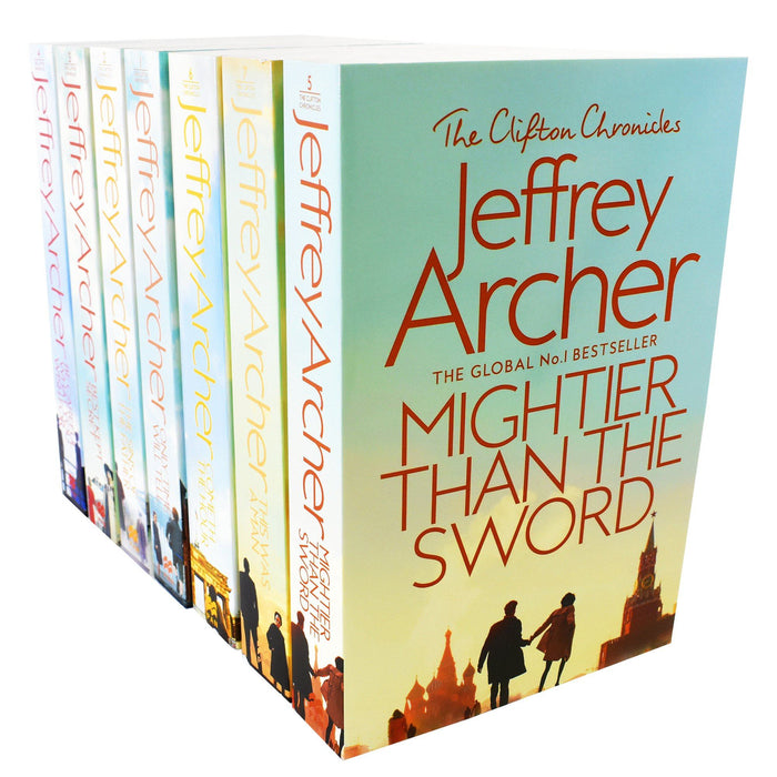The Clifton Chronicles 7 Book Set - Young Adult - Paperback - Jeffrey Archer Young Adult Pan Macmillan