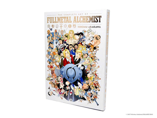 Young Adult - The Complete Art Of Fullmetal Alchemist - Young Adult - Hardback Book By Hiromu Arakawa