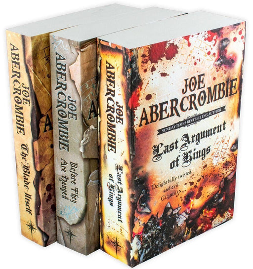 The First Law Trilogy 3 Book Collection - Young Adult - Paperback - Joe Abercrombie - Books2Door